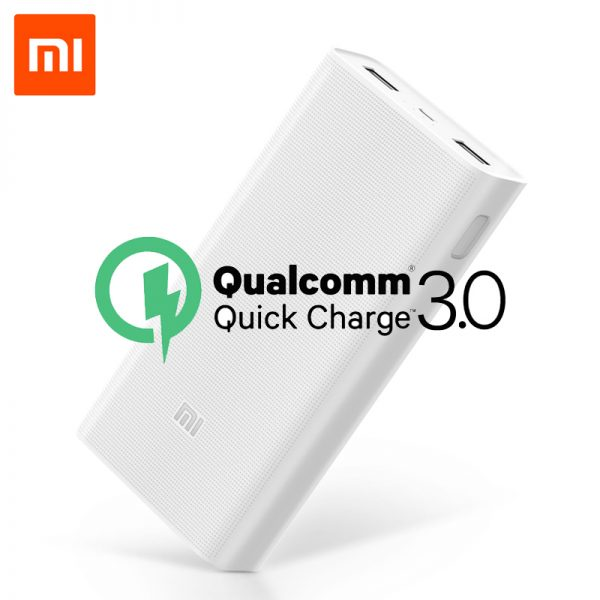 20000mah Xiaomi Mi Power Bank 2c Support Two Way Fast Charging Qc 3 0 Dual Usb (1)