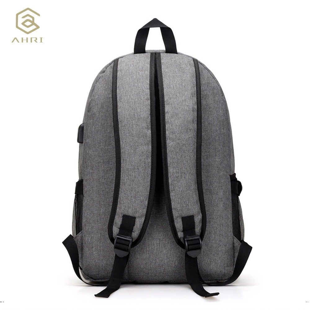 Ahri Usb Unisex Design Backpack Book Bags For School Backpack Casual Rucksack Daypack Oxford Canvas Laptop (3)