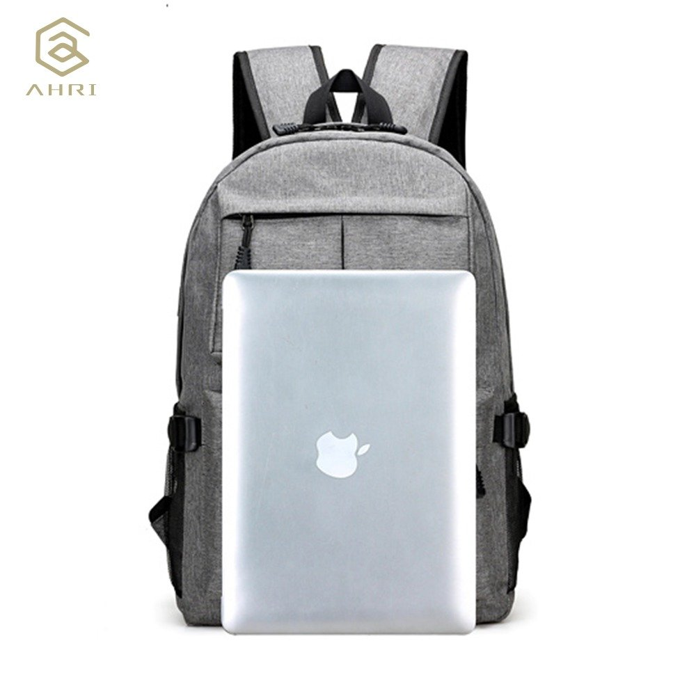 Ahri Usb Unisex Design Backpack Book Bags For School Backpack Casual Rucksack Daypack Oxford Canvas Laptop (4)