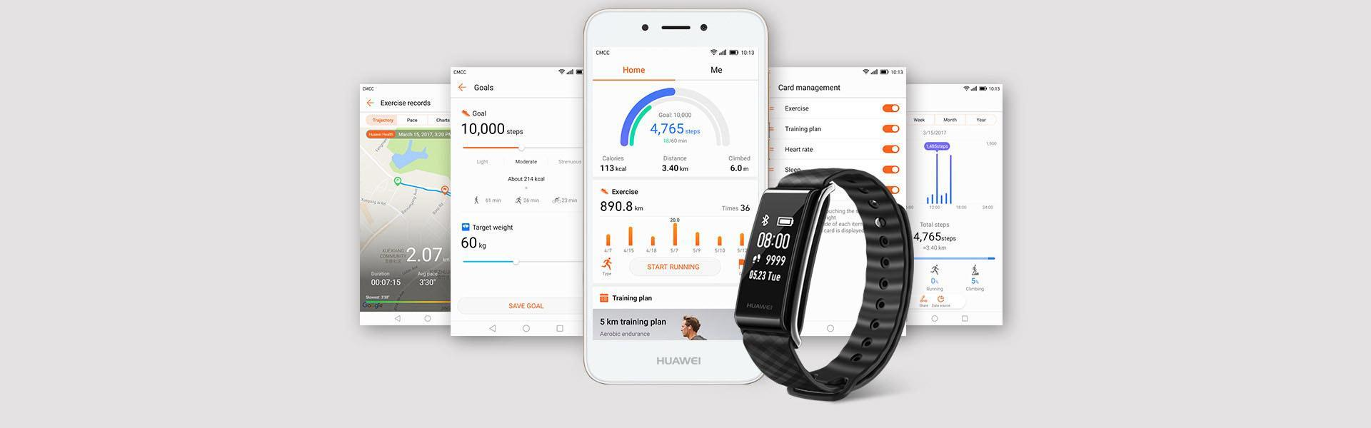 App Integration With Huawei Health