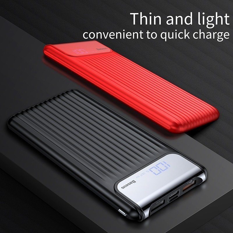 Baseus Quick Charge 3.0 Power Bank 10000mah (1)