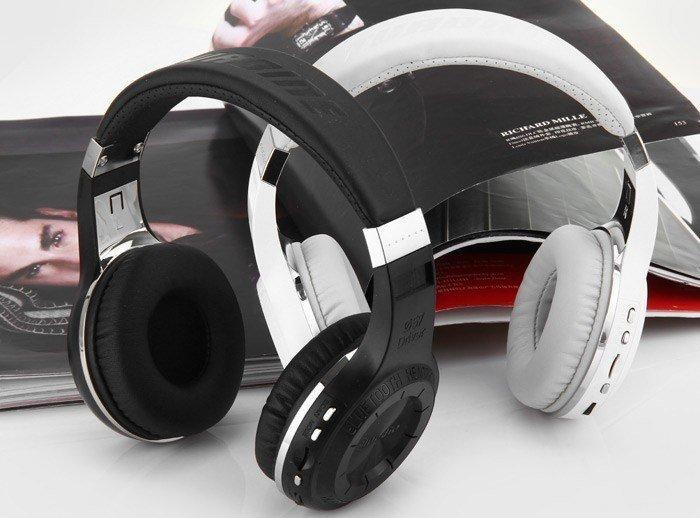 Bluedio H Plus Bluetooth Stereo Wireless Headphone 3
