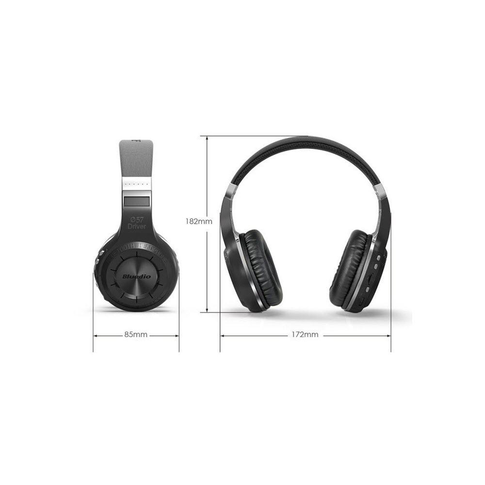 Bluedio H Plus Bluetooth Stereo Wireless Headphone 8