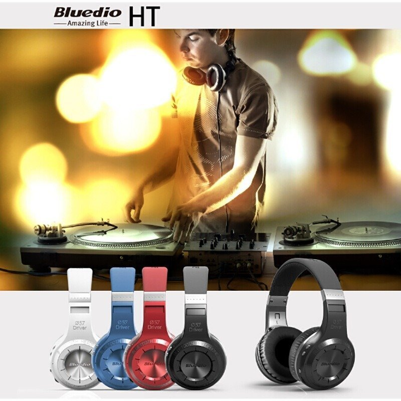 Bluedio Ht Wireless Bluetooth Headphones 9