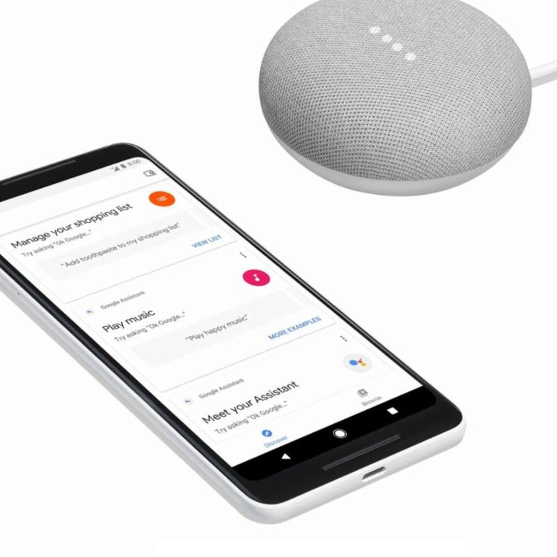 Google Home Mini (1)