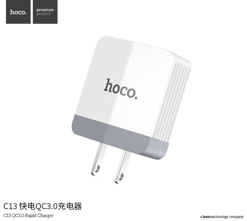 Hoco C13 Quick Charge 3 (10)