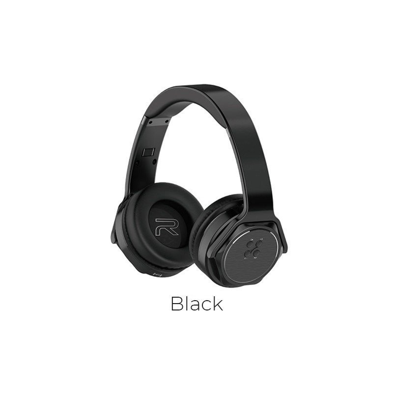 Hoco W11 Wireless And Wired Headset With Mic (8)