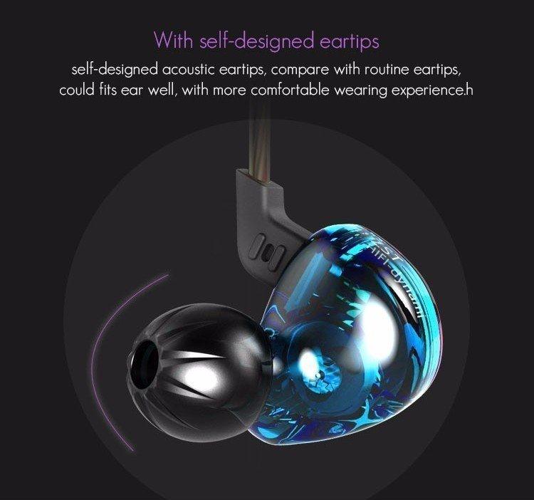 Kz Zst Pro Dual Driver Earphones (1)
