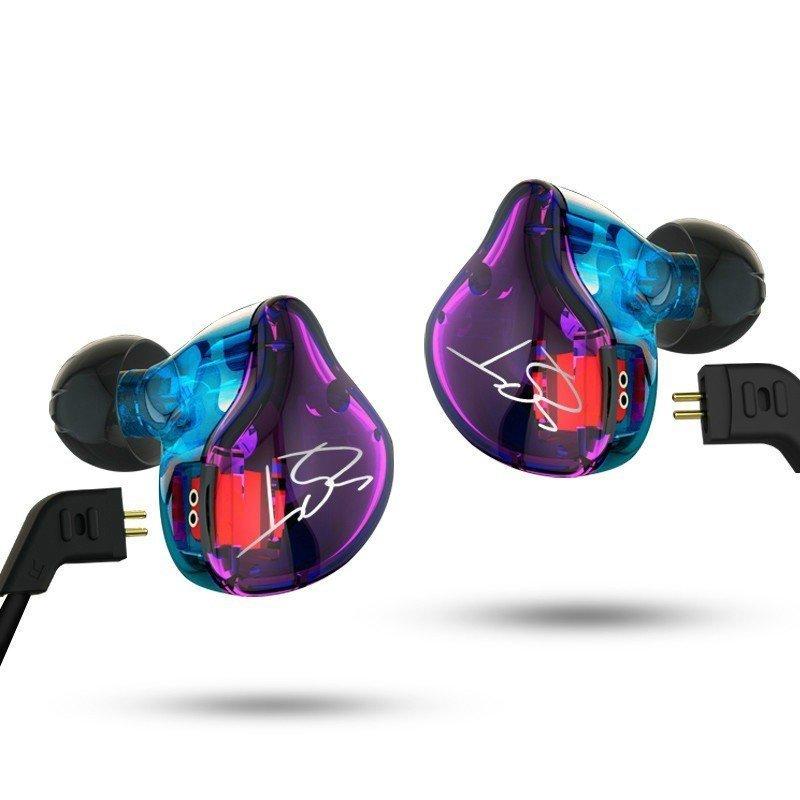 Kz Zst Pro Dual Driver Earphones (12)