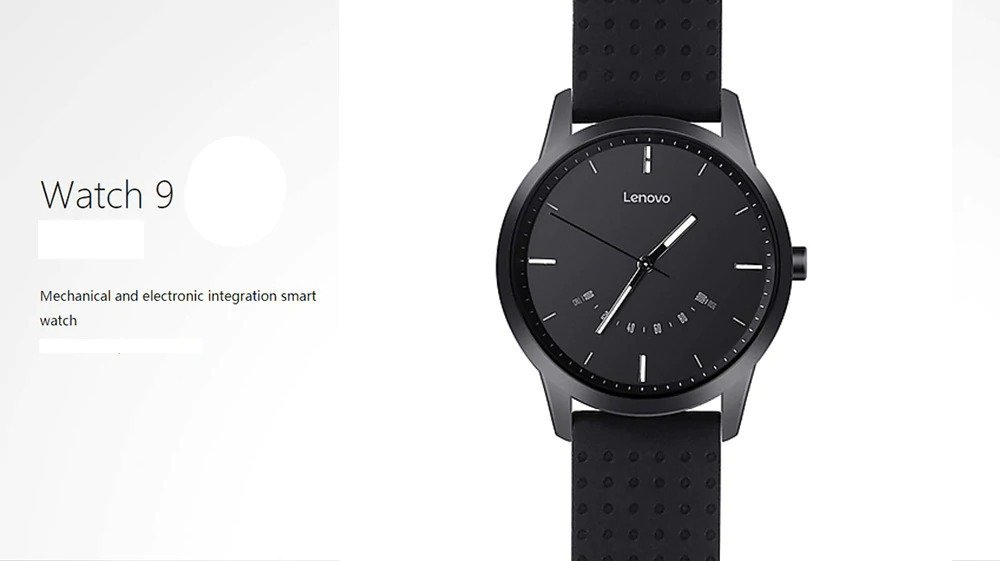 Lenovo Watch 9 Smartwatch (10)