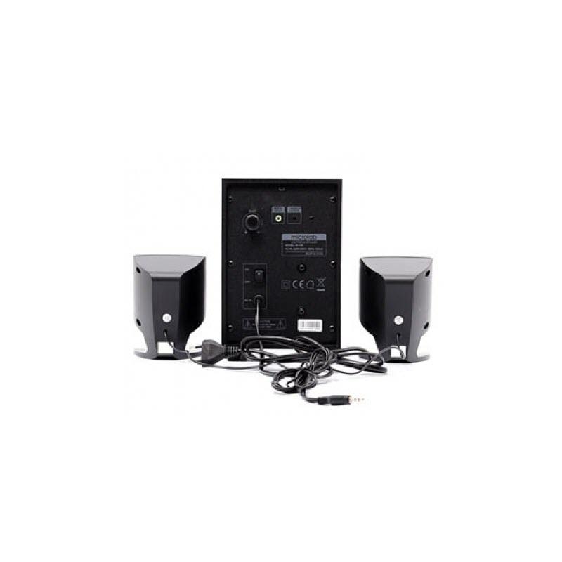 Microlab M 108 Multimedia Speaker Back