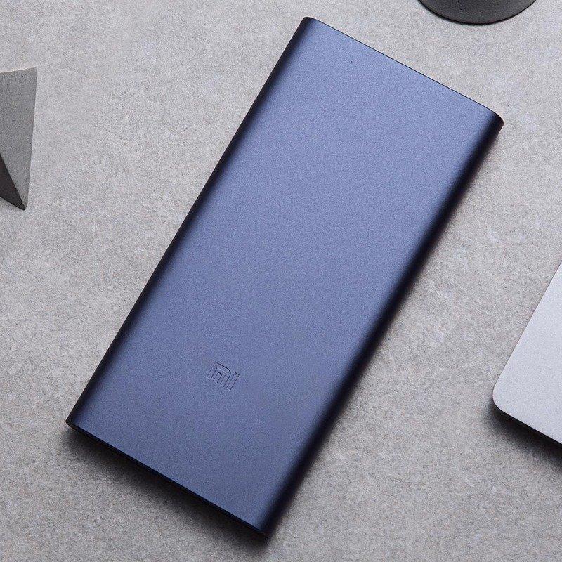 New 2018 Original Xiaomi Mi Power Bank 2 10000mah Dual Usb Output 18w Quick Charge 10000 1