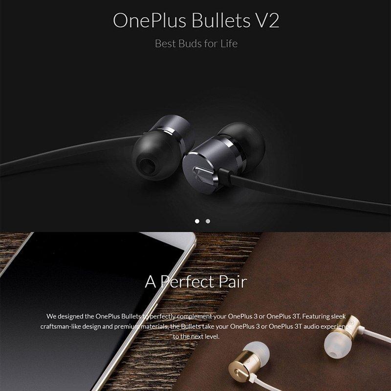 Oneplus Bullets V2 Headphone (1)
