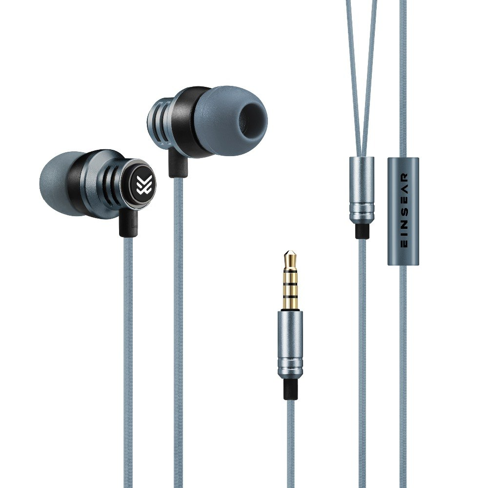 Original Einsear T2 In Ear Earphone 3 5mm Stereo In Ear Headset Dynamic Earbuds Aerospace Aluminum.jpg (2)