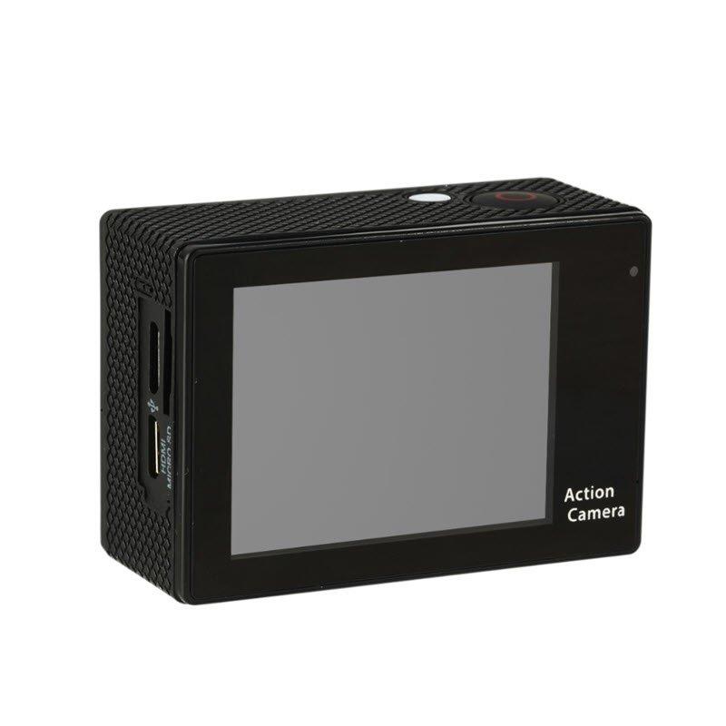 Professional Wifi Fpv Camera Eken W9 Sports Dv