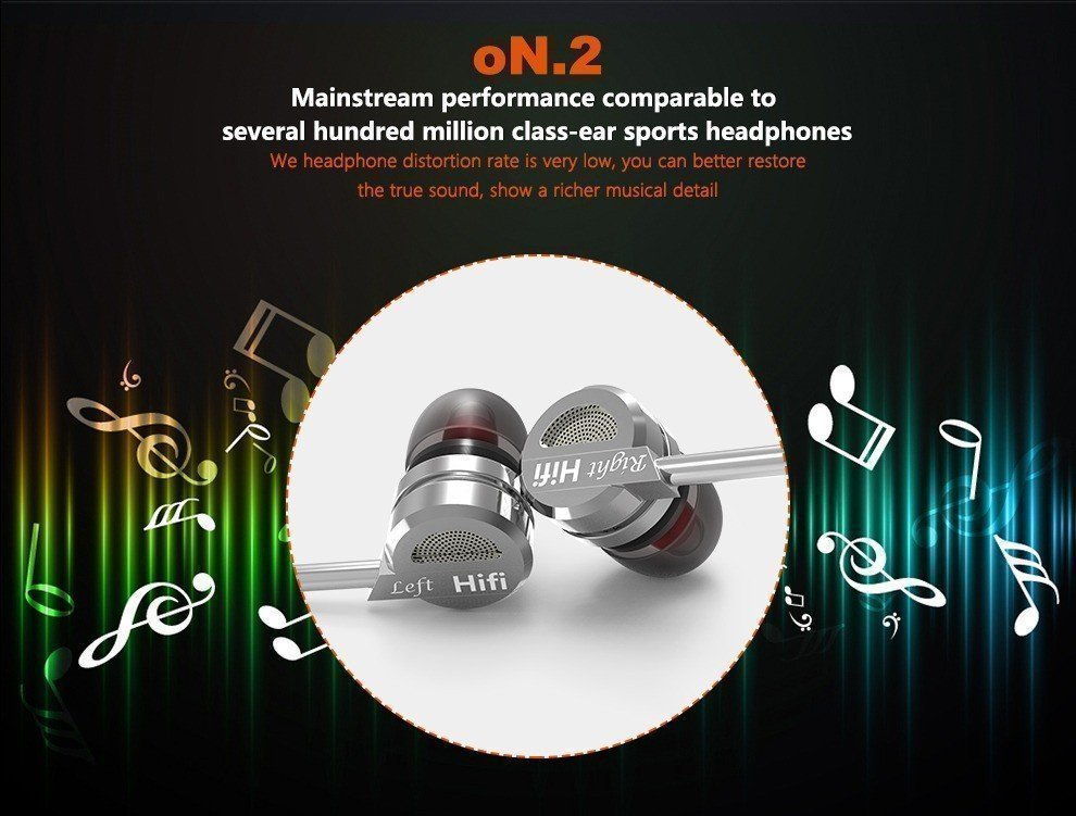 Qkz Dm9 Earphone (4)