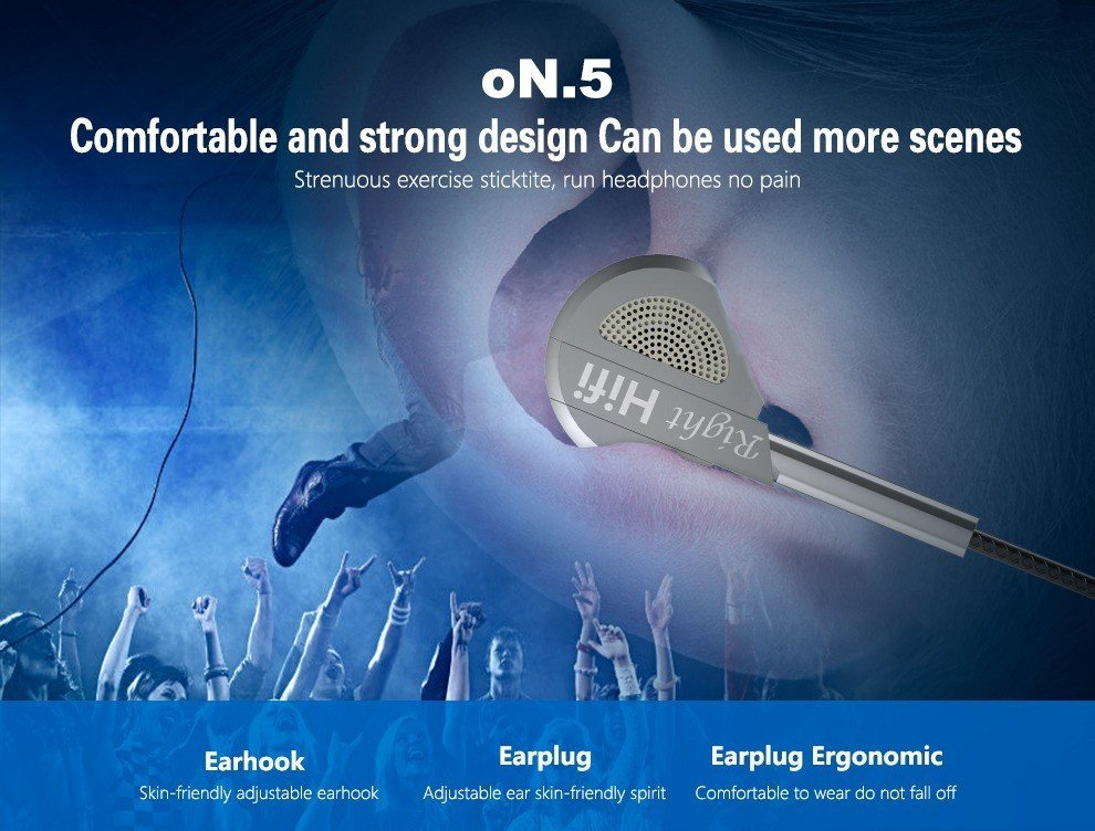 Qkz Dm9 Earphone (7)