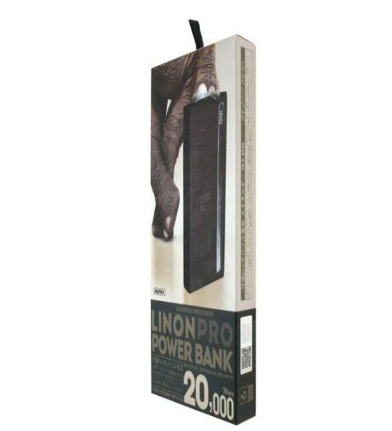 Remax Linon Pro Power Bank 20000mah Cover
