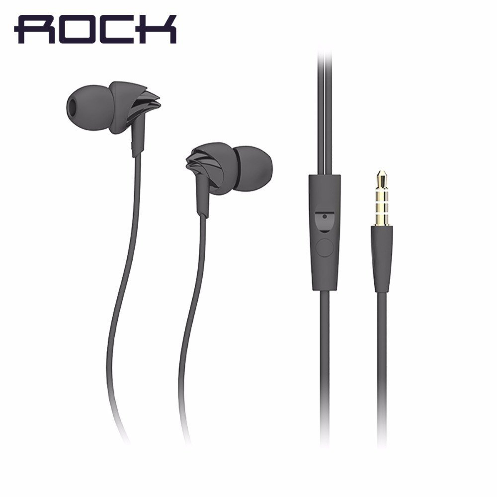 Rock Y1 Stereo Earphone (2)