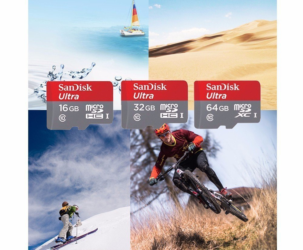 Sandisk Ultra Micro Sd Card 64gb (9)