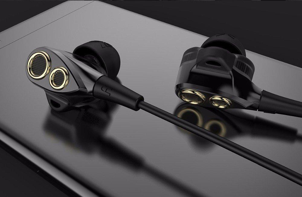 Uiisii Ba T8 Hifi Stereo Wired Earphone (3)