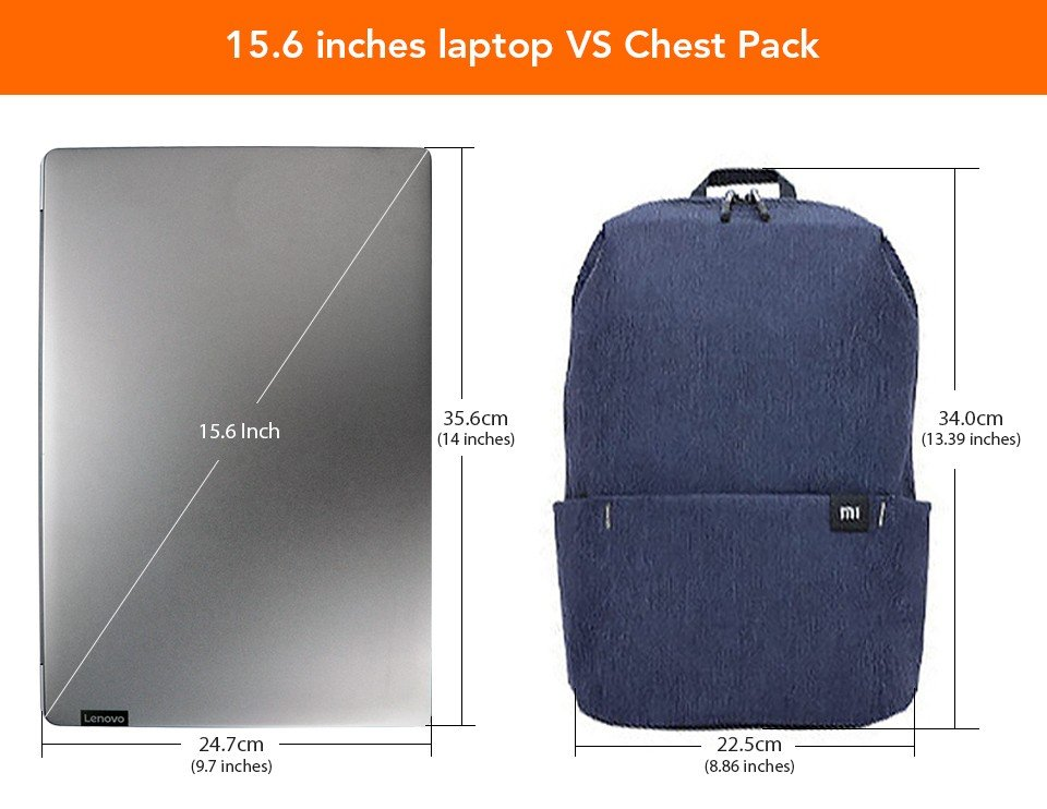 Xiaomi Mi Backpack 10l (7)