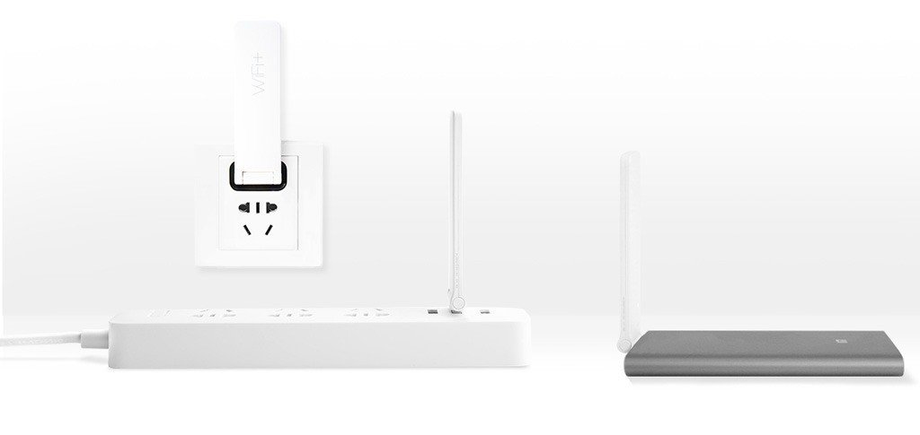 Xiaomi Mi Wifi Amplifier 2 White (1)