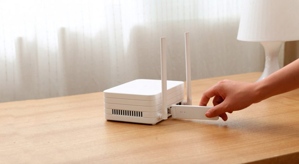 Xiaomi Mi Wifi Amplifier 2 White (8)