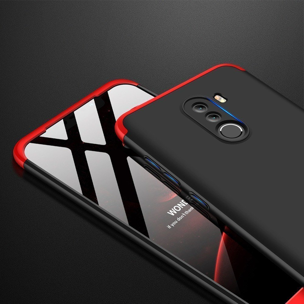 best website d22d0 10f00 Xiaomi Pocophone F1 360 Full Protection Case