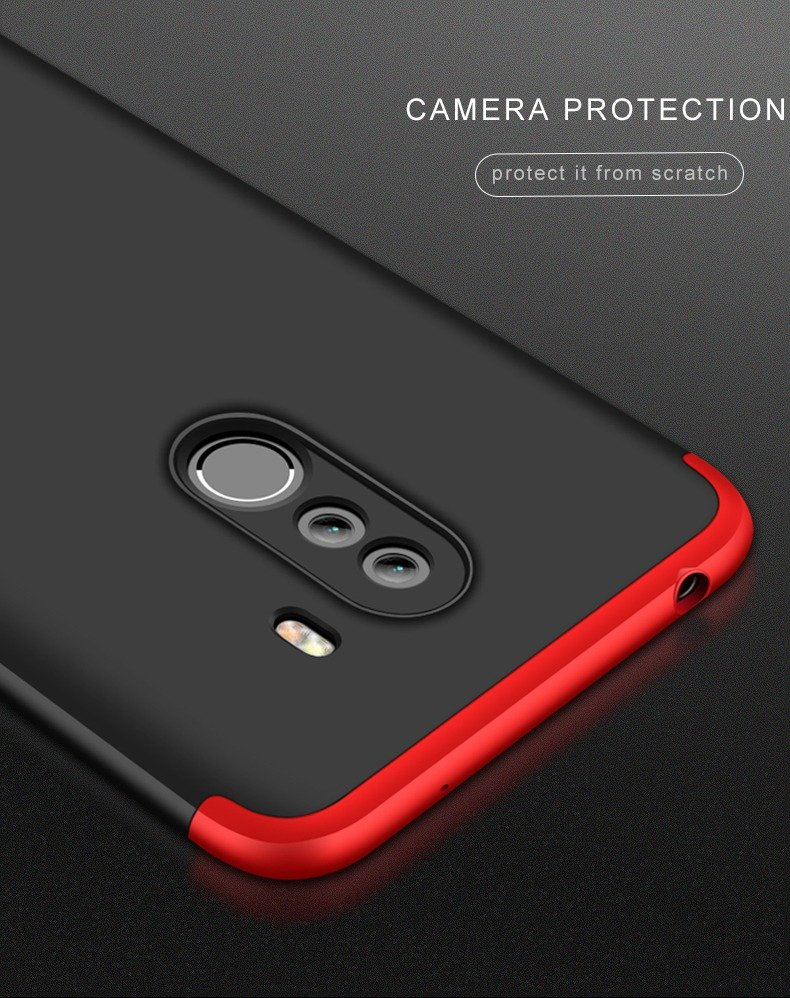Xiaomi Pocophone F1 360 Full Protection Case (7)