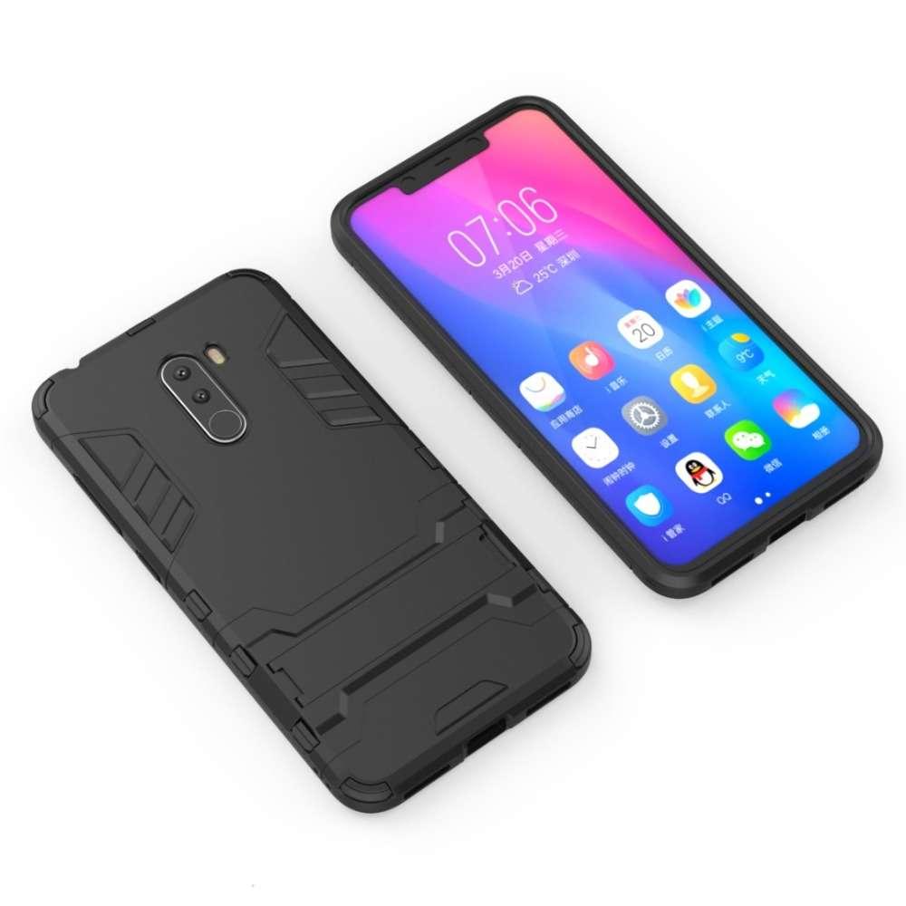 Xiaomi Pocophone F1 Shockproof Armour Case (1)