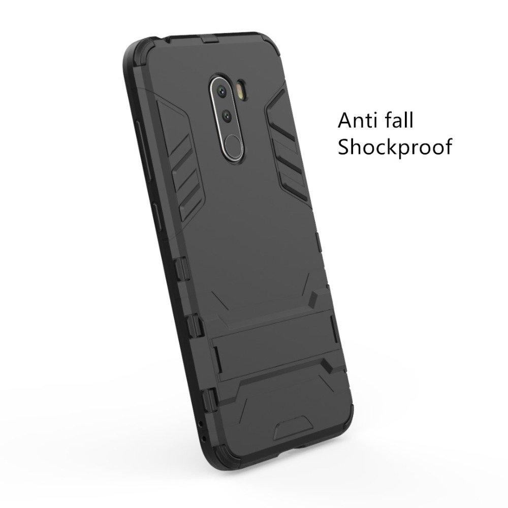 Xiaomi Pocophone F1 Shockproof Armour Case (2)