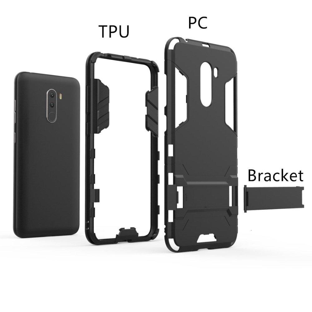 Xiaomi Pocophone F1 Shockproof Armour Case (7)