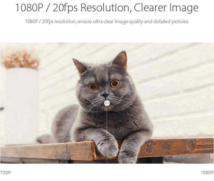 Xiaomi Mijia 1080p Smart Ip Camera 20fps