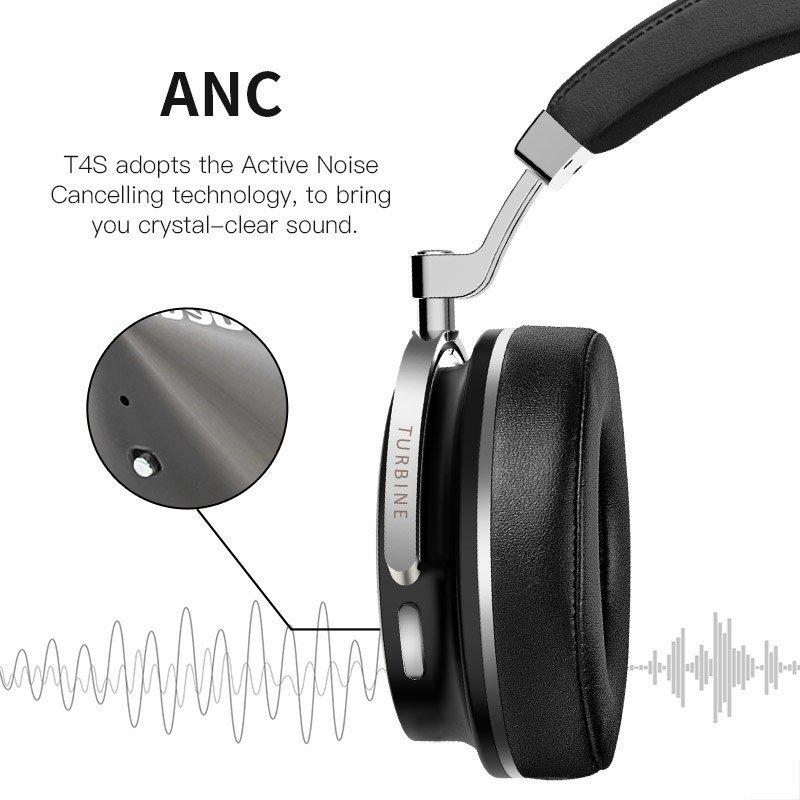 Bluedio T4s Bluetooth Headphones (7)
