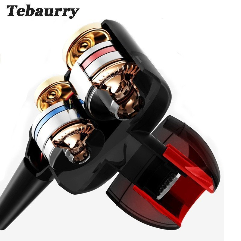 Double Unit Driver In Ear Earphone (11)