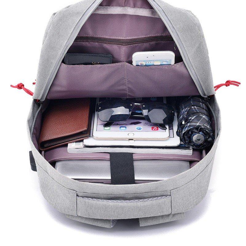 Dxyizu Ws54 Smart Usb Backpack (5)