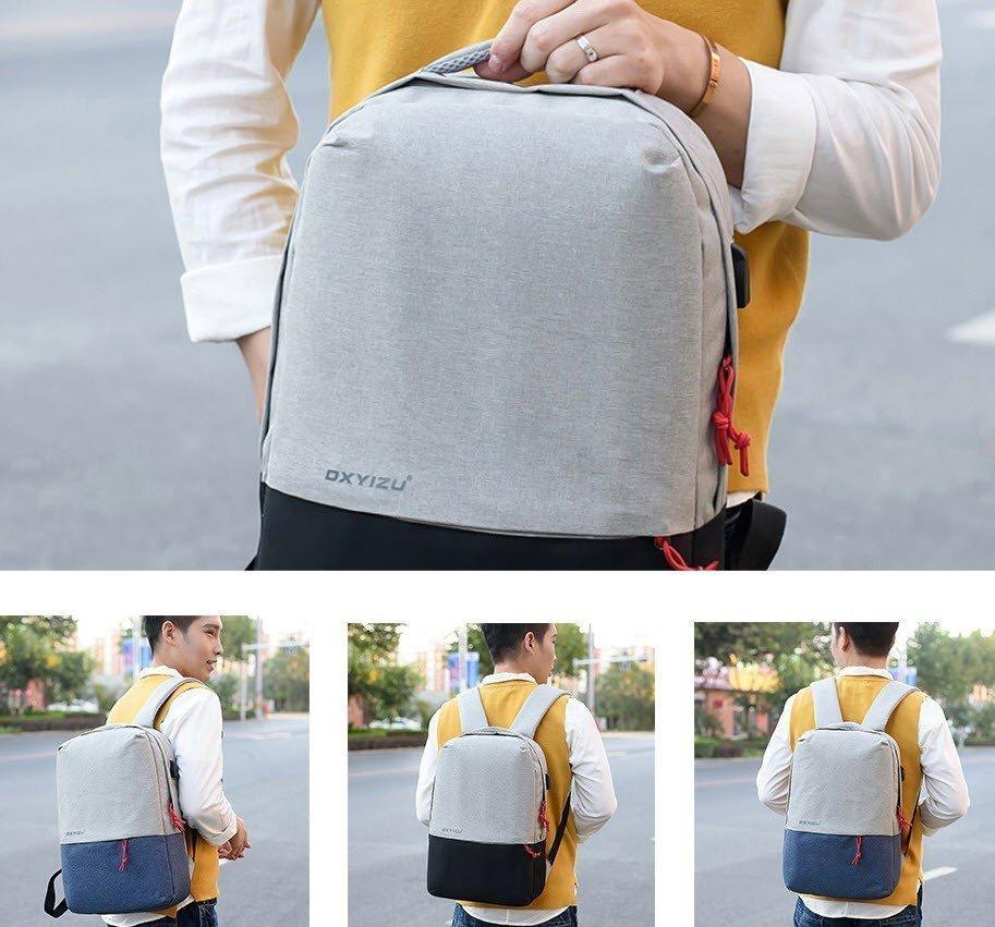 Dxyizu Ws54 Smart Usb Backpack (6)