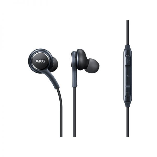 Earphones Tuned By Akg