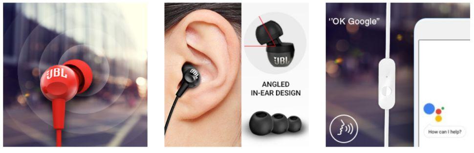 Jbl C100si In Ear Headphones With Mic (12)