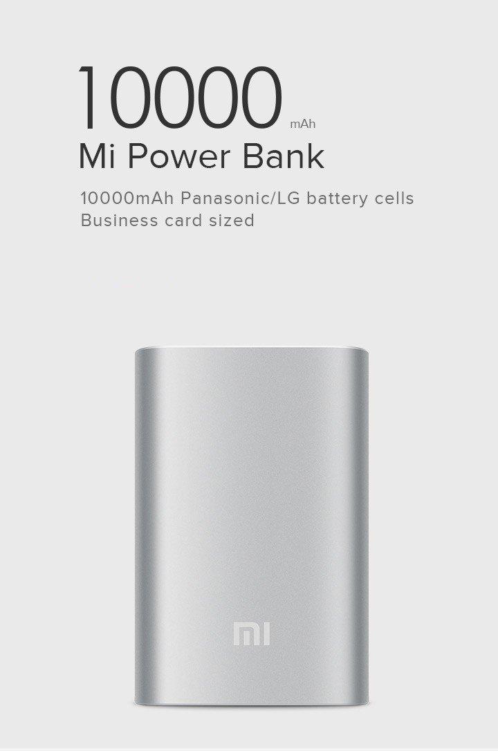 Mi Power Bank 10000mah (5)