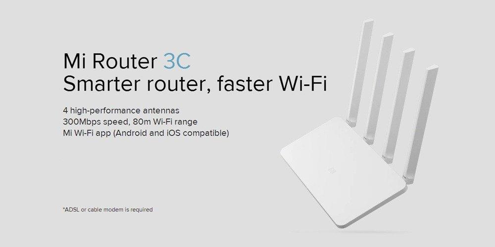 Mi Wifi Router 3c Global (10)