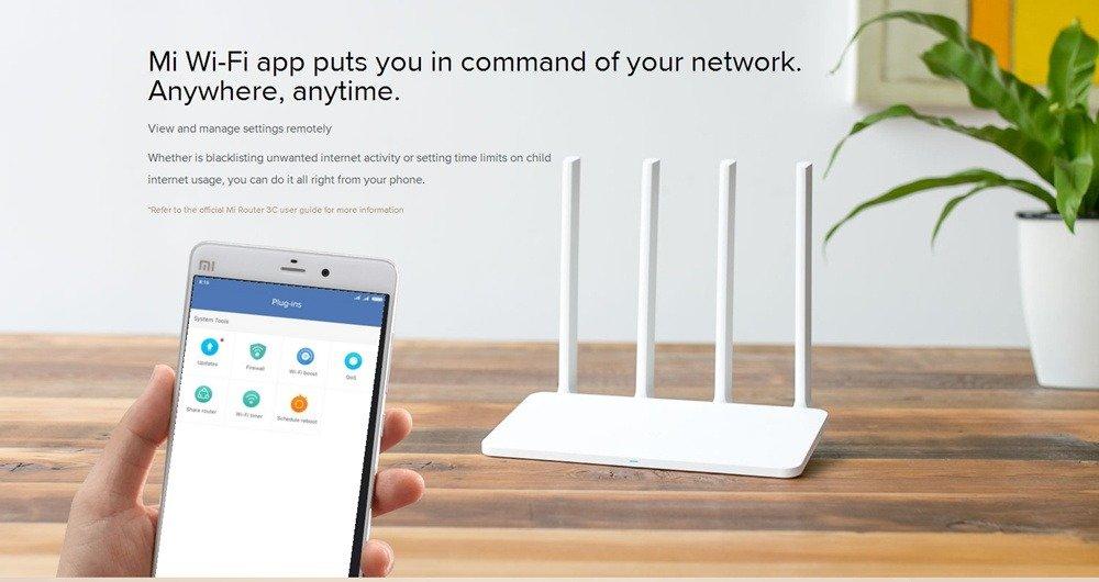Mi Wifi Router 3c Global (5)