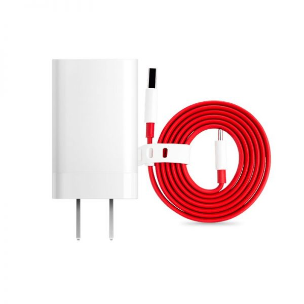 Official Oneplus Dash Charger Adapter With Type C Cable (1)