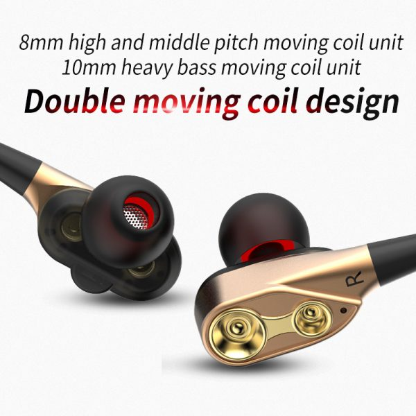Qkz Ck8 Dual Driver Earphones (6)