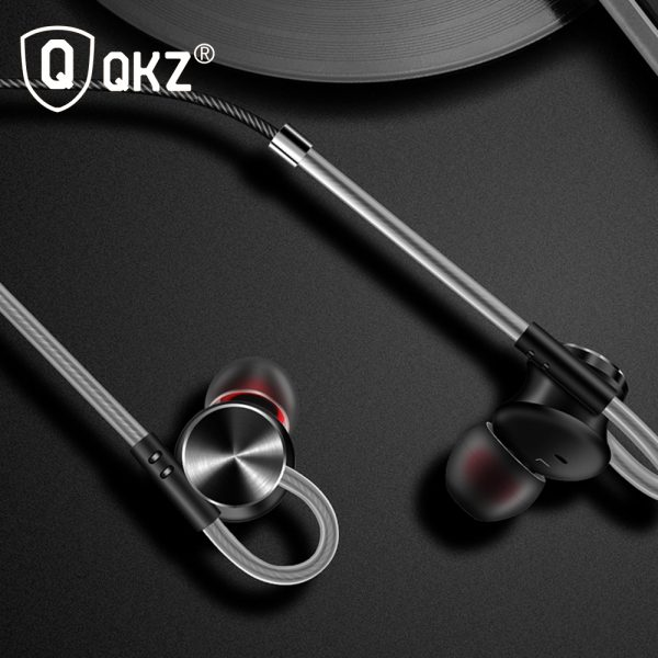 Qkz Dm10 Earphone With Microphone (6)