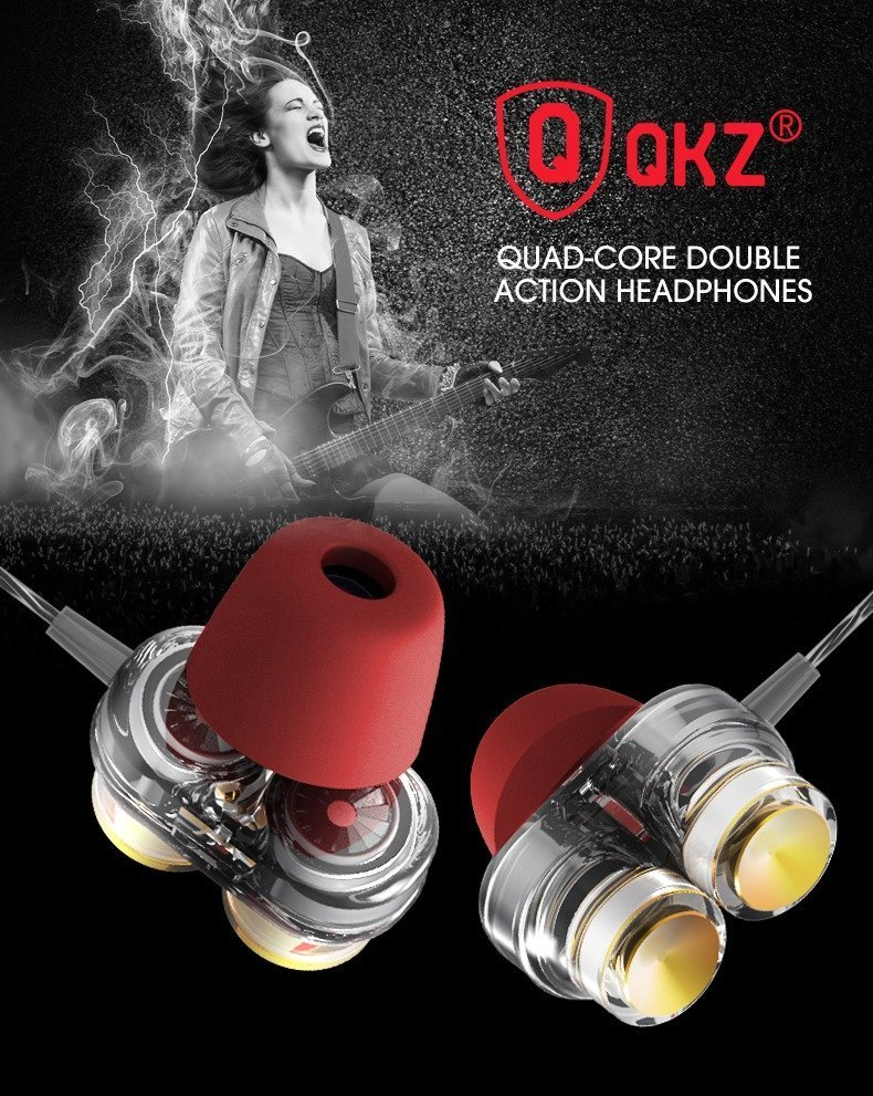 Qkz Kd7 Earphones (10)