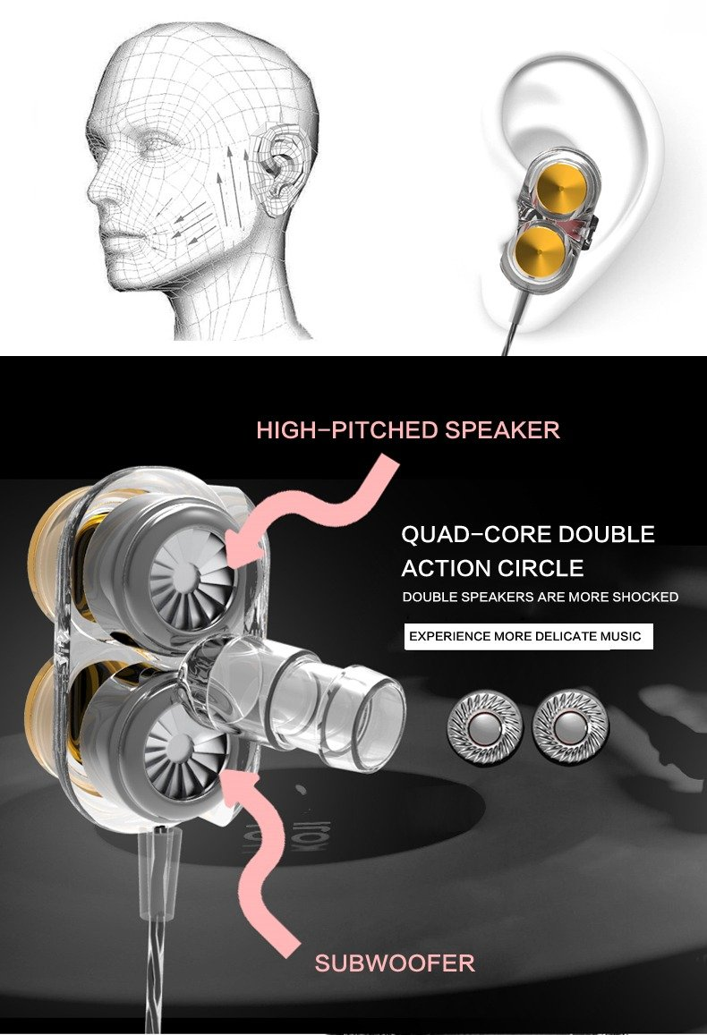 Qkz Kd7 Earphones (7)