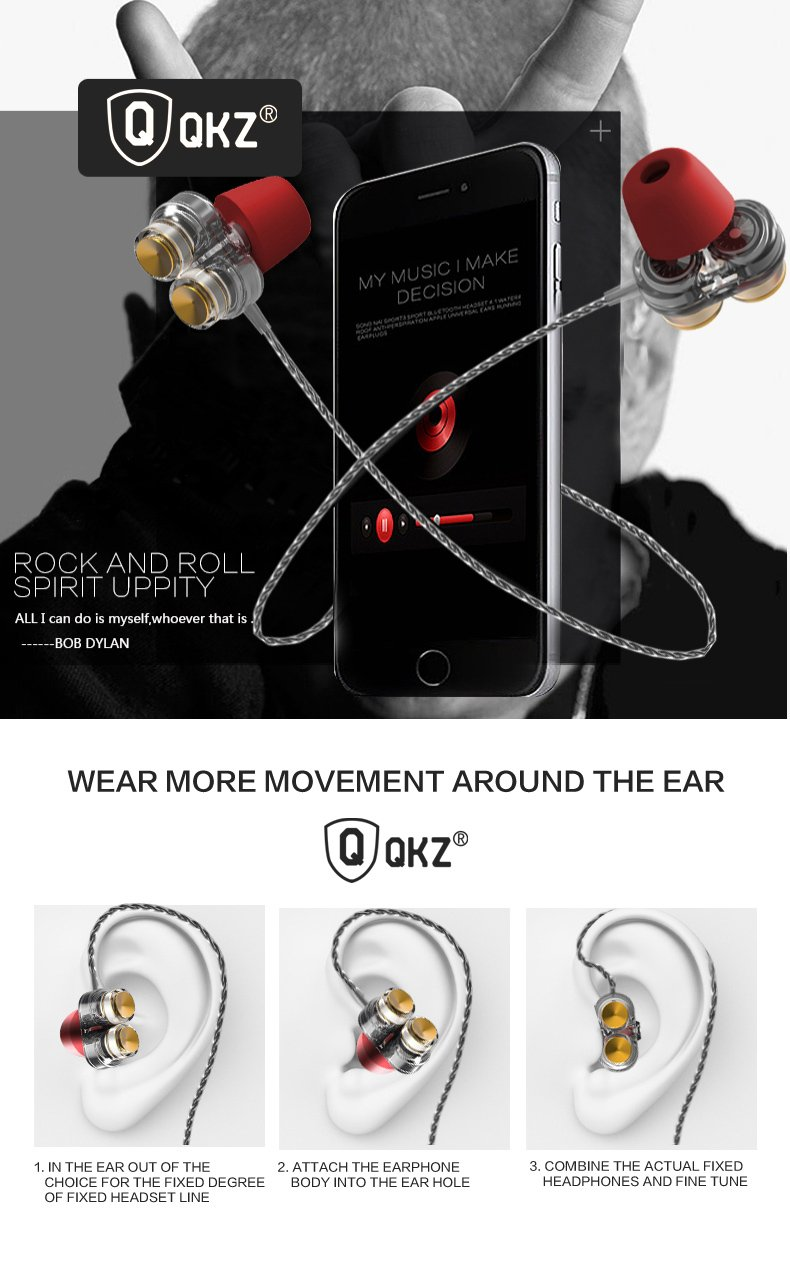 Qkz Kd7 Earphones (8)