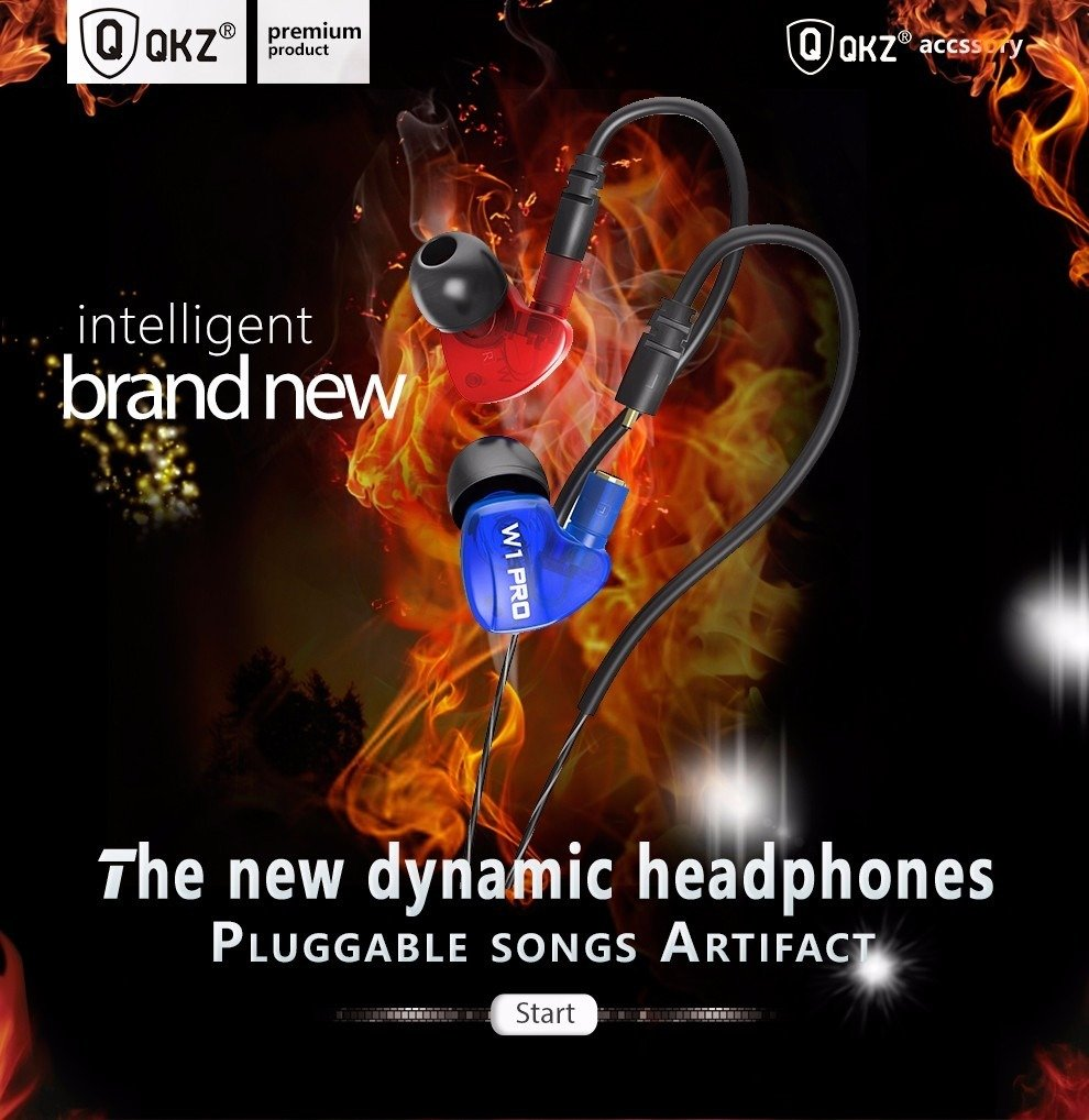 Qkz W1 Pro Headphone (13)